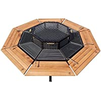 JAG Grills JG8S 8-Seater Grilling Table