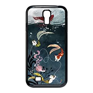 bestdisigncase Jellyfish Hard Plastic Back Case Cover For Samsung Galaxy S4 Case TCL481122