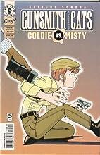Gunsmith Cats: Goldie Vs. Misty #3 January…