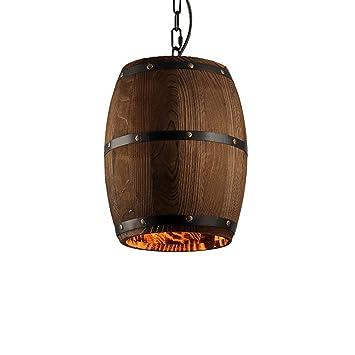 NIUZIMU Lámparas de araña Araña Retro Estilo Industrial Cubo ...