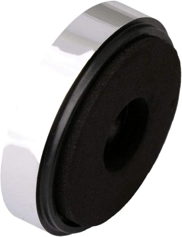 4 almohadillas de goma EVA para amplificador de audio de 30 x 8 mm ...