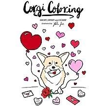 Corgi Coloring: Short, Sweet and Scamp