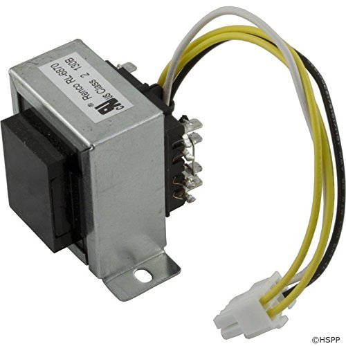 Raypak Transformer (Vita Spas 442206 230V 2A 8-Pin Pool & Spa Transformer)