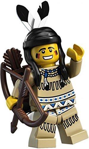 LEGO 8683 Minifigures Series 1 - Tribal Hunter Indian