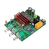 AOSHIKE TPA3116D2 2.0 Digital Audio Amplifier Board 50Wx2 Dual Channel Bluetooth 4.2 Amplifier Board DIY Speaker Home Theater