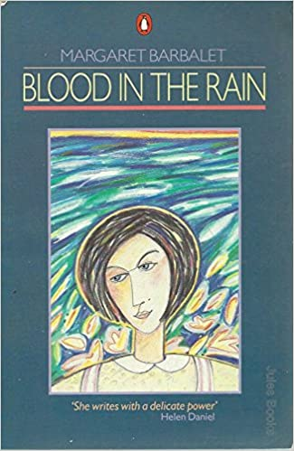 Blood in the Rain by Margaret Barbalet front cover