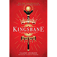 Kingsbane (The Empirium Trilogy Book 2)