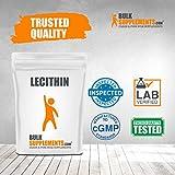 Bulksupplements Lecithin Powder