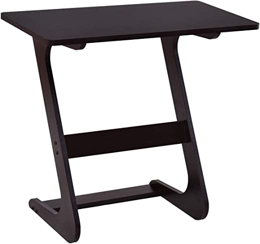 Amazon Com Z Shape Console Coffee Tray Laptop End Side Table