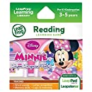 LeapFrog Disney Minnie's Bow-tique Super Surprise Party Learning Game (for LeapPad Platinum, LeapPad Ultra, LeapPad1, LeapPad2, LeapPad3, Leapster Explorer, LeapsterGS Explorer)