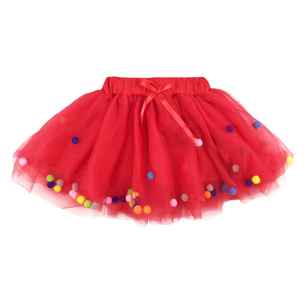 YOHA Infinity Baby Girls Tutu Dress Multi-Layer Tulle Balls Dress for Toddler Girls