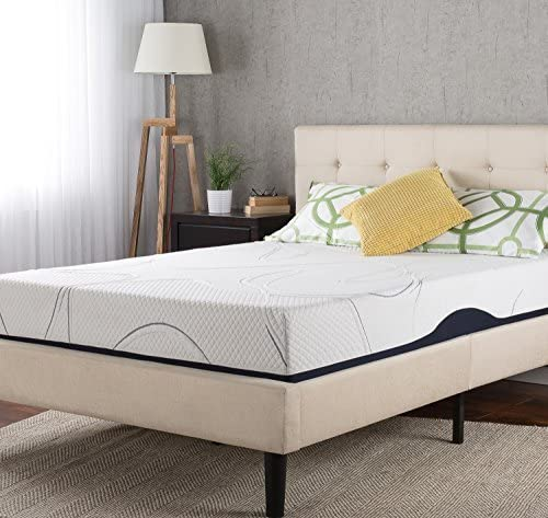 picture of Night Therapy MyGel 10 inch Memory Foam Mattress, King