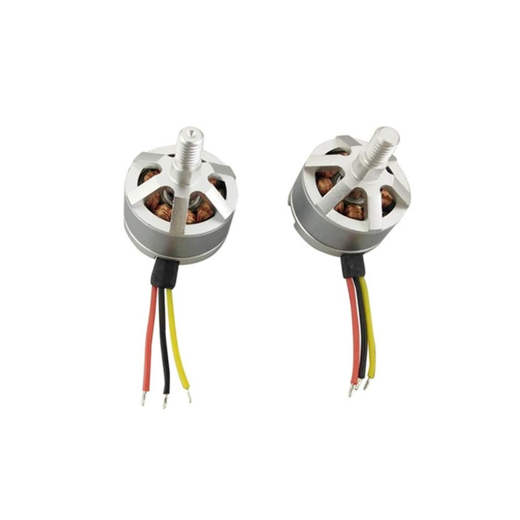 DDLmax 2Pcs Brushless Motor for MJX B5W F20 Four-Axis Aircraft Aerial Spare Parts