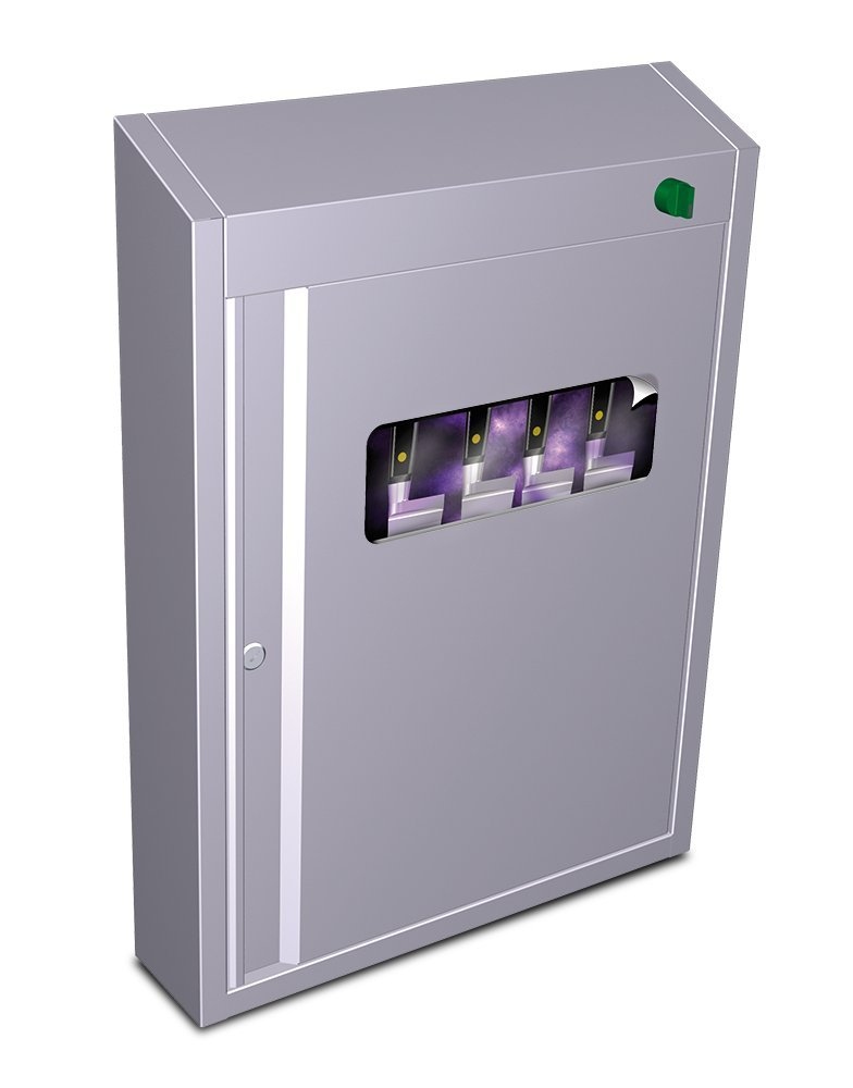 Fricosmos 040450 Armario Esterilizador de Cuchillos Rayos UV ...