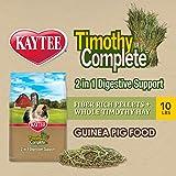 Kaytee Timothy Complete Guinea Pig 2 in 1 Digestive