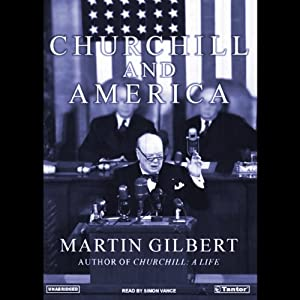 Churchill and America Audiobook