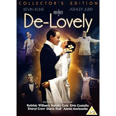 De-Lovely [Reino Unido] [DVD]
