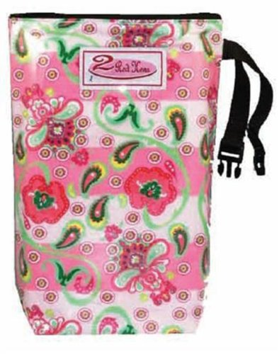 2 RED HENS Rooster Strawberry Shortcake Diaper Bag
