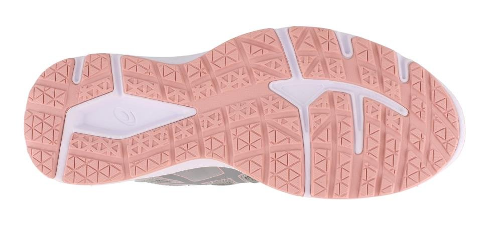 ASICS Women's Torrance Running Shoe B077MMSY21 7.5 B(M) US|Stone Grey/Frosted Rose
