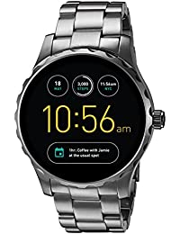 Q Marshal Gen 2 Smoke Stainless Steel Touchscreen Smartwatch FTW2108