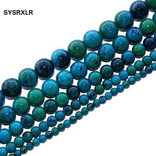 Ochoos New Lapis Round Shape Natural Stone Beads For for sale  Delivered anywhere in Canada
