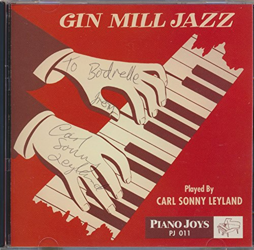 Ginn Mill Jazz : Tracks- Grinding the Blues; Barrelhouse in E; Sweet Lorraine; Tribute to Pete; Frisco Hi-ball; blues for Halloween; Sweet Patootie; Juke Joint jump; Melenhead Blues (2001 MUSIC CD) -