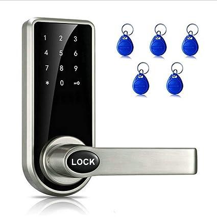 Cerraduras con clave
