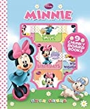 Disney Minnie Mouse - 9 Chunky Board Book Block 9-Book Set - PI Kids