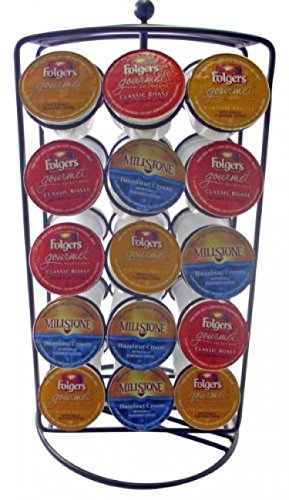 Southern Homewares Kcup Carousel Keurig Cup Holder; New; Free Shipping