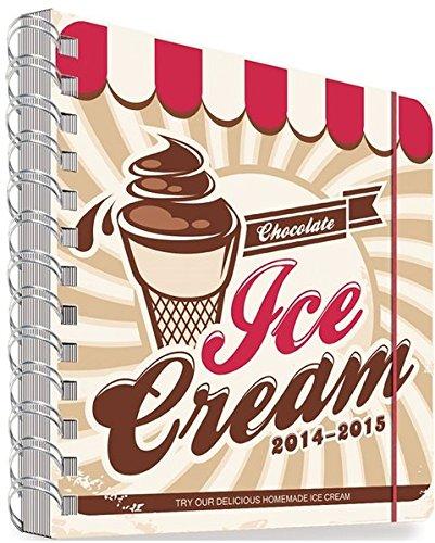 Schülerkalender Ice Cream 2014 2015