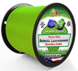 Extreme Consumer Products Heavy Duty Automower Boundary Wire - 500' 14 Gauge Thick Professional Grade Robotic Lawnmower Perimeter Wire
