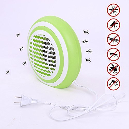 Zulux Mosquito Killer - Insect Trap Fly Killer Bug Killer Insect Killer Bug  Zapper Indoor Insect Killer3W UV Lamp Mosquito Trap with 430 SQFT Coverage