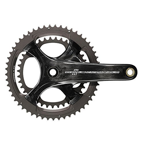 (Campagnolo Chorus Crankset Carbon Ultra Torque 11 Speed 53-39t (A), 170 mm by Campagnolo)