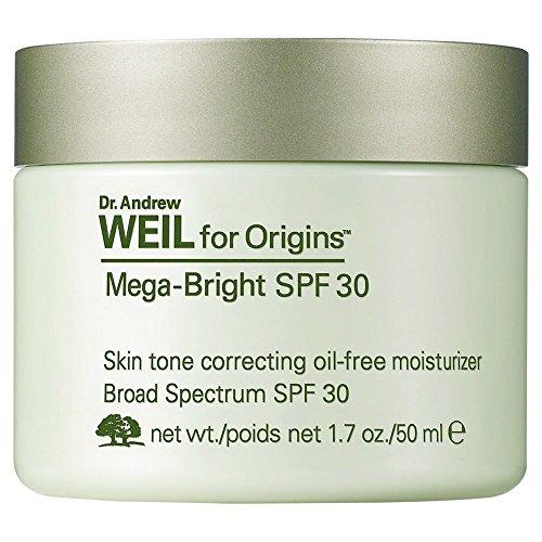 Dr. Andrew Weil Mega-Bright SPF30 Skin Tone Correcting Moisturizer 50ml