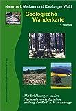 Naturpark Meißner und Kaufunger Wald - Geologische Wanderkarte 1 : 100 000