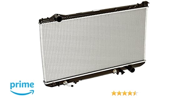 NEW RADIATOR FITS 1995-2000 LEXUS LS400 LX3010107 RAD2058