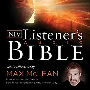 The NIV Listener's Audio Bible, New Testament Audiobook