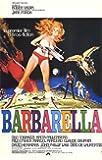 Barbarella Plakat Movie Poster (11 x 17 Inches - 28cm x 44cm) (1967) French