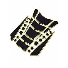TKspeed Motorcycle Tank Gas Protector Pad Sticker Decal for BMW R1200ST 2005-2008 K1600 GT/GTL 2011-2015 K1300 S/R/GT 2009-2015 R1200GS 2004-2012 HP2 Enduro 2005-2008 (A05#)