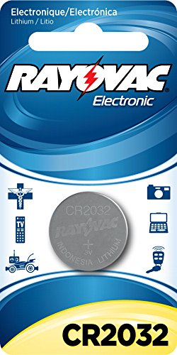 Rayovac 2032 Lithium Keyless Entry Battery, - Woodbury Ny Outlets