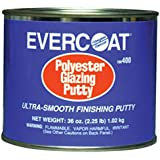 Fibreglass Evercoat 400 Polyester Glazing Putty - 36 oz. Can