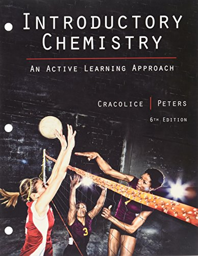 Bundle: Introductory Chemistry: An Active Learning Approach, Loose-leaf Version, 6th + OWLv2, 1 term Printed Access Card ()