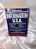 img - for Information U.S.A (Penguin Handbooks) book / textbook / text book