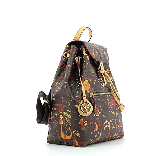 Backpack Magic Circus TESTA MORO