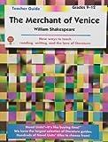 The Merchant of Venice - Teacher Guide by Novel Units