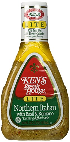 Ken's Light Northern Italian Dressing - 16 (1 Light Italian)