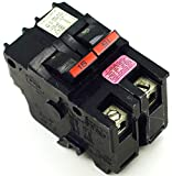 A NA215 STAB-LOK FEDERAL PACIFIC 15 AMP, 2 POLE FPE BREAKER 15A 2P THICK SERIES 215 NI