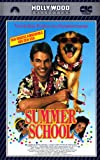 Summer School VHS Tape