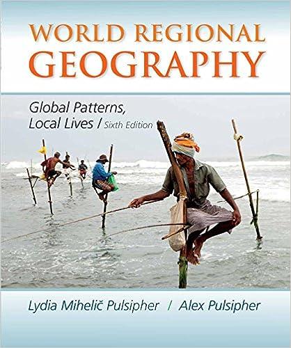 Ebook für Gate 2012 kostenloser Download World Regional Geography, Sixth Edition PDF