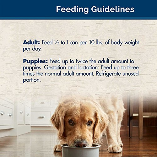 Blue Buffalo Wilderness Snake River Grill High Protein Grain Free, Natural Wet Dog Food, Trout, Venison & Rabbit 12.5-Oz Can (Pack Of 12)